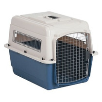 Vari Kennel Mediana Transportador Jaula Perro Mascotas