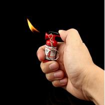 Eg Encendor Forma Extintor Recargable Gas Butano