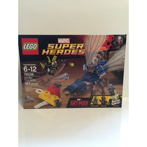 Lego Ant-man Final Battle 76039 De 183 Piezas