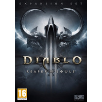 Juego Original Diablo 3 Reaper Of Souls Expansion Cd-key