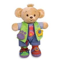 Genius Juguetes Para Bebés A Aprender A Vestirse Muñeca Bear