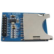 Modulo Para Sd Arduino, Pic, Microcontrolador Hm4