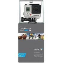 Camara Go Pro Hero 3+ Silver Edition Factura Bateria Extra