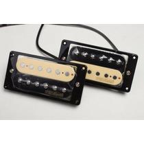 Set Pastillas Guitarra Eléctrica Tipo Zebra Marca Wilkinson