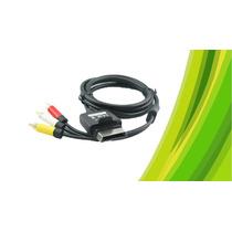 Cable Video Av Para Xbox 360