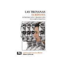 Libro Las Troyanas *cj