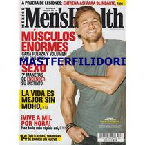 Charlie Hunnam Revista Mens Health Mexico Febrero 2015