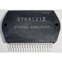 Circuito Integrado Amplificador Stk4121ii 15w+15w Hm4