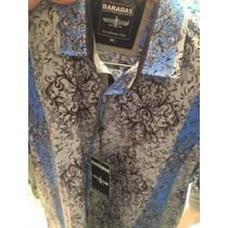 Camisa Barabas El Chapo Guzman-autenticas (originales)