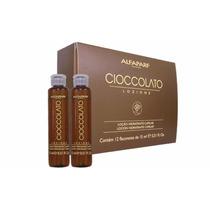 Alfaparf Ampolletas Capilares Hidratantes Cioccolato Chocola