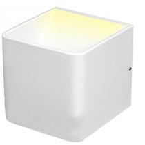 Arbotante Cubo Led Para Muro 5w De Aluminio Voltech 47337