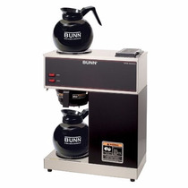 Cafetera Bunn 33200.0015 Vpr-2gd 12-cup Pourover Commercial