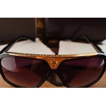 -wow¡ Lentes Gafas Louis Vuitton Evidence Entrega Inmediata