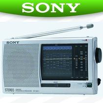 Radio Sony Onda Corta Sw Am Fm Icf-sw-11 El Mejor