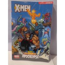 X-men The Age Of Apocalypse Vol. 3 Marvel Omnibus