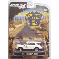 Greenlight 2013, County Roads, 2011 Ford Explorer