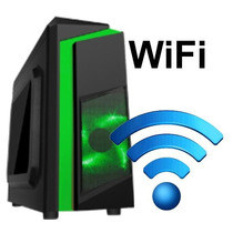 Cpu Gamer Amd Quad Core 8gb 1tb Radeon R3 Wifi Hdmi