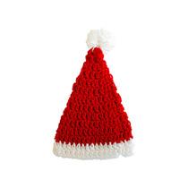 Gorro Tejido Santa Navidad Bebe Niño(a) 3-6 Años Y 1-2 Años