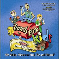 Lunchbox Kids Health And Fitness Junta Educativa Del Juego