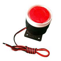 Sirena De 120 Db Para Alarma Seguridad 12 Volts