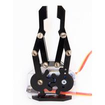 Pinza Robotica Gripper + Micro Servo Sg90 P/arduino,pic,avr