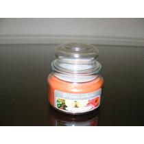 Vela Aromatica Home Interiors Pera Y Manzana Con Especies