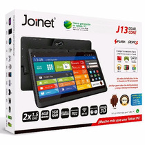Tablet Pc Joinet J13 Dual Core 8gb 4.4 Android 1gb Ram