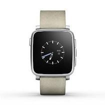 Pebble 511 Hasta 00.023 Tiempo Acero Smartwatch Para Apple Y