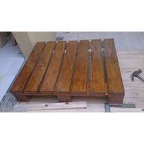 Hermosos Muebles Hechos De Madera Reciclada Mesa De Centro