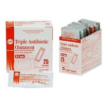 Triple Antibiótico Pomada 25 / Caja
