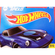 Nissan Fairlady Need For Speed Hot Wheels 2016 184/250