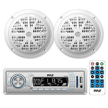 Pyle Radio Estéreo Unidad Principal Receptor Y Resistente Al