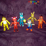 Five Nights At Freddy's 6 Figuras