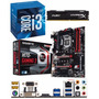 Kit Intel Core I3 6100 + Ga-h170-gaming 3 + 8gb Ddr4 - 12msi
