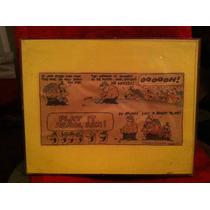 Cuadro En Acrilico Frank And Ernest Thaves Tira D Caricatura