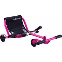 Scooter Carros Montables Ezy Roller Rosa Regalo Para Ninos