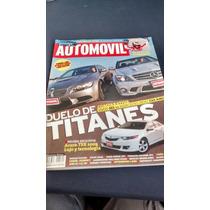 Automóvil - Bmw M3 Vs Mercedes-benz C63 Amg Duelo De Titanes