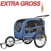 Remolque Para Bicicleleta Carreola Para Mascota Perro 41kg