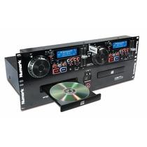 Reproductor Dual Mp3 Y Cd Y Usb Numark Cdn77usb