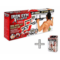 Irongym® Barra De Ejercicios Flexiones Iron Gym Xtreme