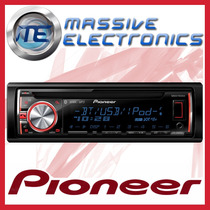 Autoestereo Pioneer Deh-x6600bt Multicolor Bluetooth 2014