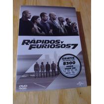 Rápidos Y Furiosos 7 / Vin Diesel / Paul Walker