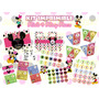 Kit Imprimible Mickey Y Minnie Mouse