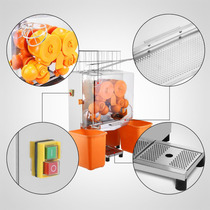 Exprimidor Comercial Jugos Limon / Naranja 20x Min Oferta