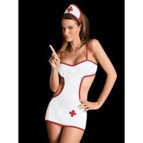 Sexy Disfraz Enfermera Talla G