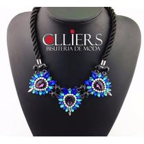 Collar Bisuteria Accesorio Mujer Fashion Joyeria