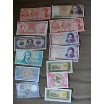 Excelentes Billetes Extranjeros $30 Cada Uno