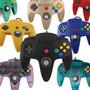 Control N64 Nintendo 64 Nuevo Sellado Blister Original Ttx