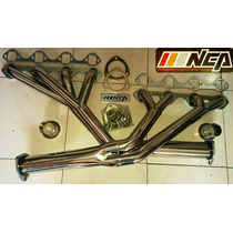 Header Ford Mustang 64-70 Tri Y Acero Inoxidable Nca