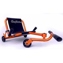 Ezyroller Naranja Montable Para Niños Scooter Avalancha